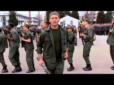 Stripes Army training sir