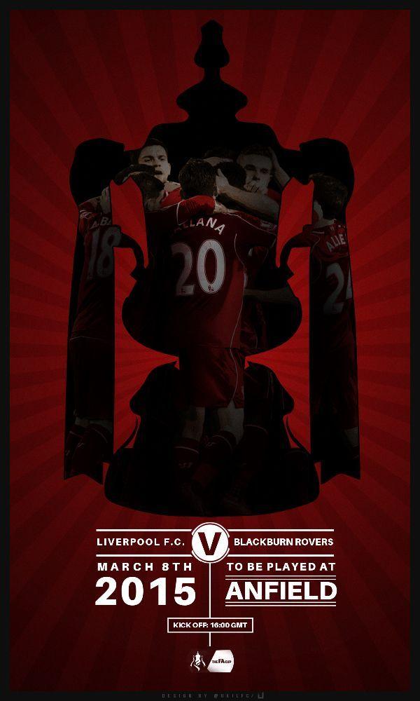 FA Cup Quarterfinal LIV 0 - 0 BLA