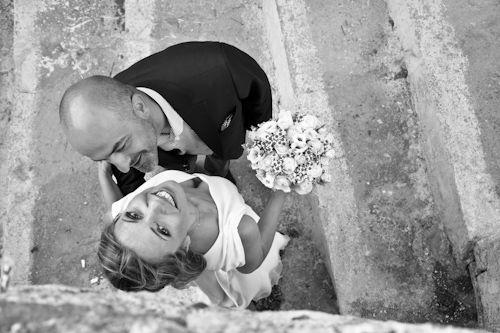 wedding moment, Tinos, Greece