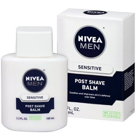 Aftershave from Nivea that's secretly an amazing primer. | 42 Cheap Products Makeup Addicts Swear By