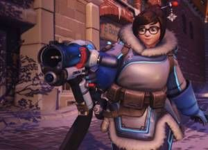"""Over ##Mei s """"sorry, sorry, I m sorry"""" voice line was an accident #VideoGames #accident #overwatch #sorry #voice"""
