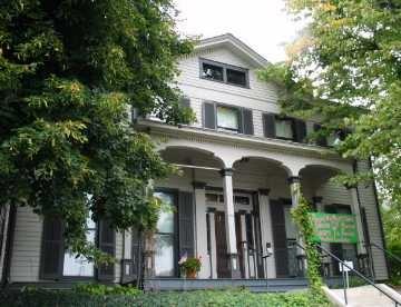 Vachel Lindsay House