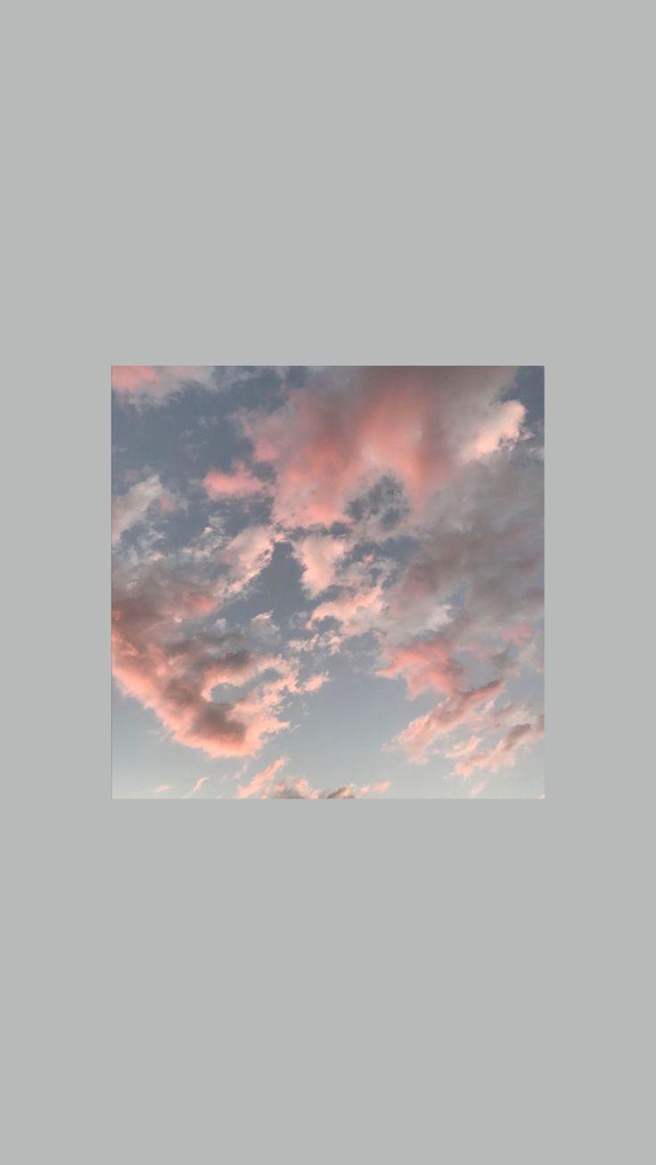 Hey, schau nach oben … Kannst du die Wolken sehen? und mir geht es gut, das heißt … – #wolken … – #