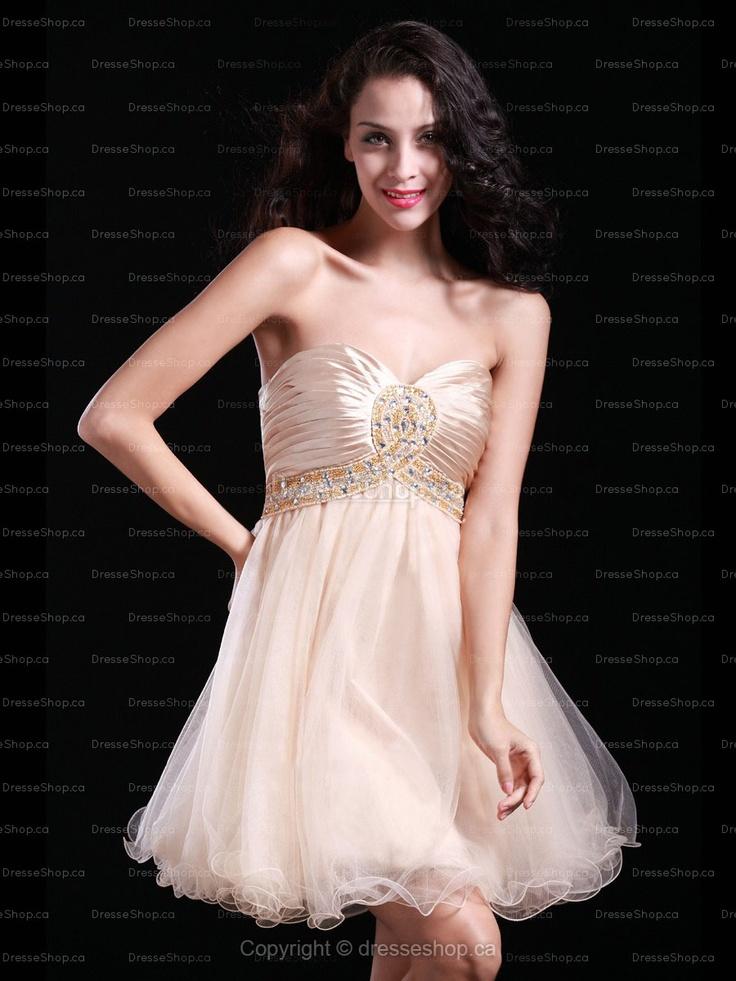 beading party dress