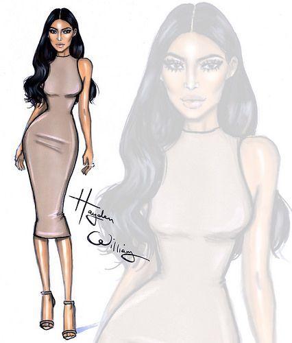 #KUWTK by Hayden Williams: Kim Kardashian West – Ruth Jeffers – #Hayden #Jeffers #Kardashian #Kim #KUWTK #Ruth #West #Williams – layla dj