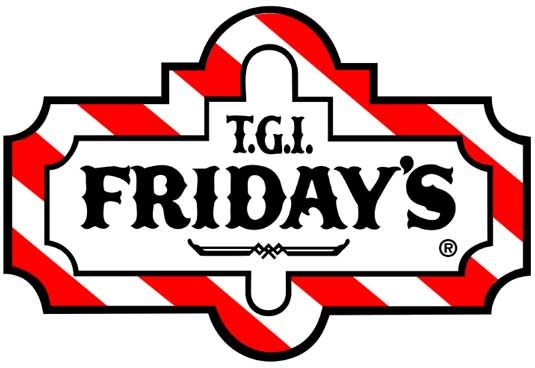 TGI FRIDAYS {I've been here before I think it's a sit down}