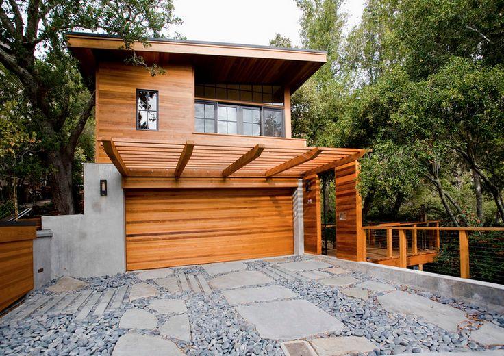 modern garage apartment - Google Search