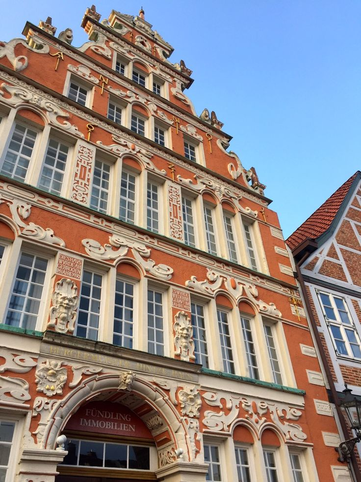 Bürgermeister Hintze-Haus Stade - Kurztrip Stade, Kurzurlaub Hansestadt Stade bei Hamburg.