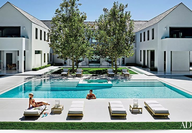 12 best images about carmelina pool on pinterest summer for Pool design los angeles