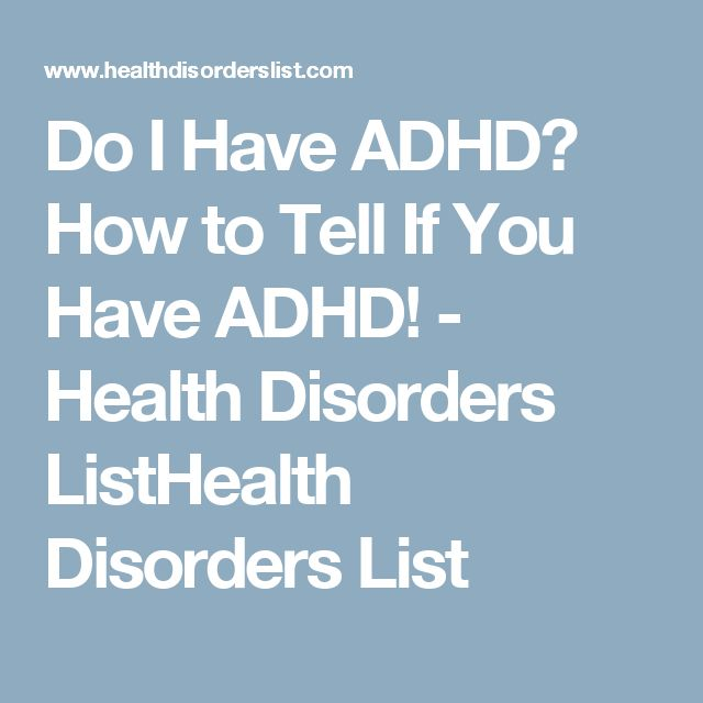 25+ best ideas about Do i have adhd on Pinterest | Time management ...