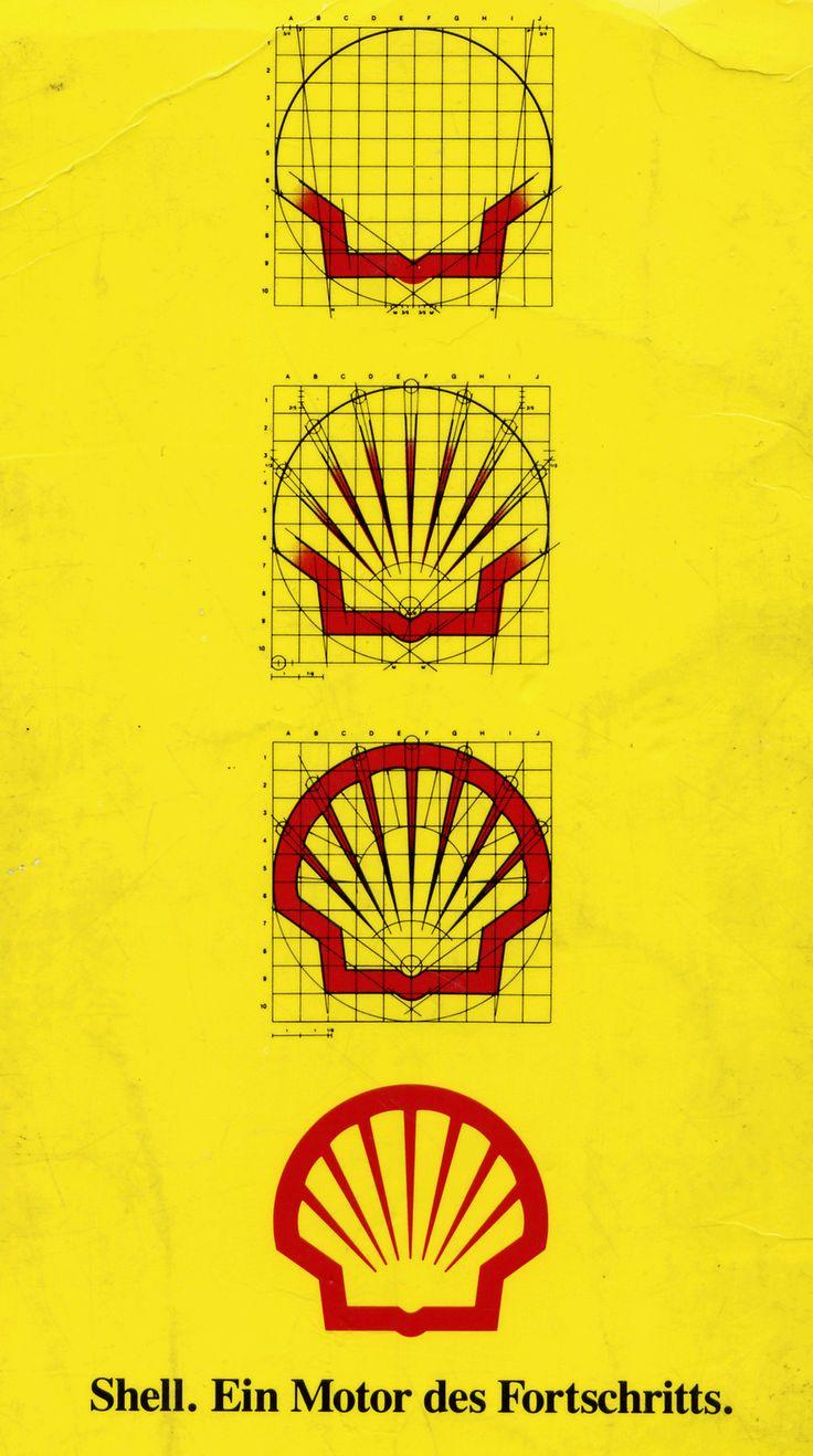 Shell Logo | Raymond Loewy