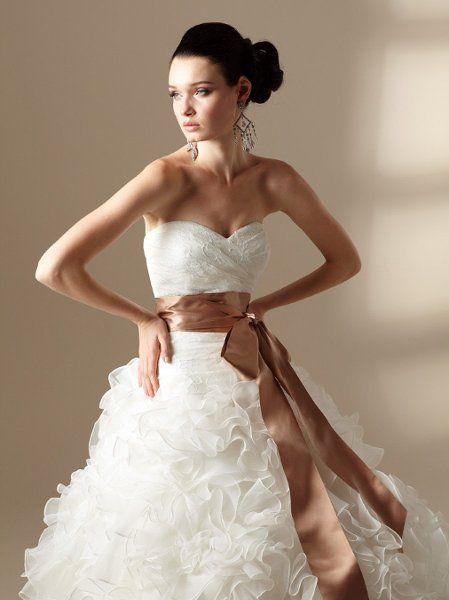 Jasmine Couture Wedding Dresses Photos on WeddingWire like the bottom maybe
