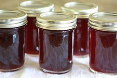 Making Chokecherry Syrup from the Mom-In-Laws - why don't they sell it?? Because it is hard work - awesome tasting, but hard work!!!
