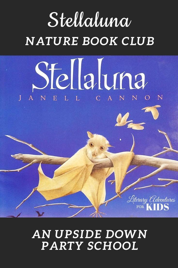 Stellaluna Nature Book Club - Giant bats, tiny bats, bat wingspans, bat hands, bat wing-speeds, and dozens of Big Macs! It got a little batty at our Stellaluna Nature Book Club this month.