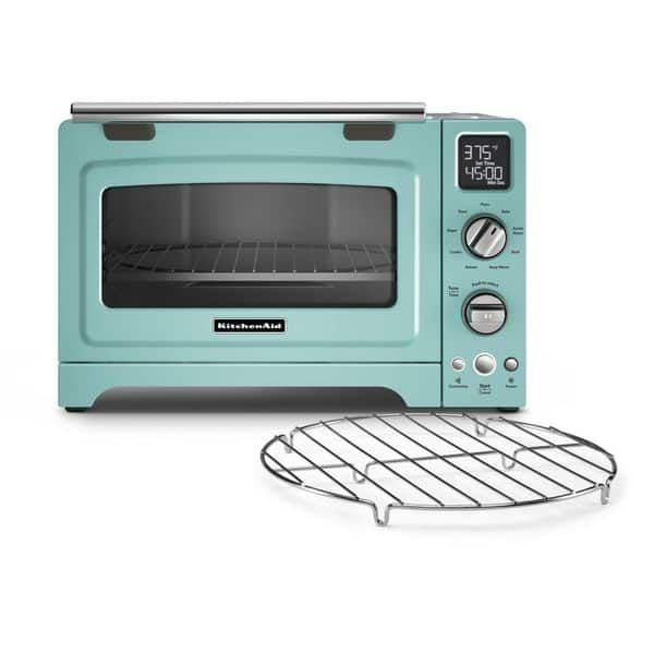 Kitchenaid Kco275ss Stainless Steel 12 Inch Digital Countertop Convection Oven Countertop Convection Oven Digital Toaster Oven Countertop Oven