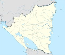 León is located in Nicaragua
