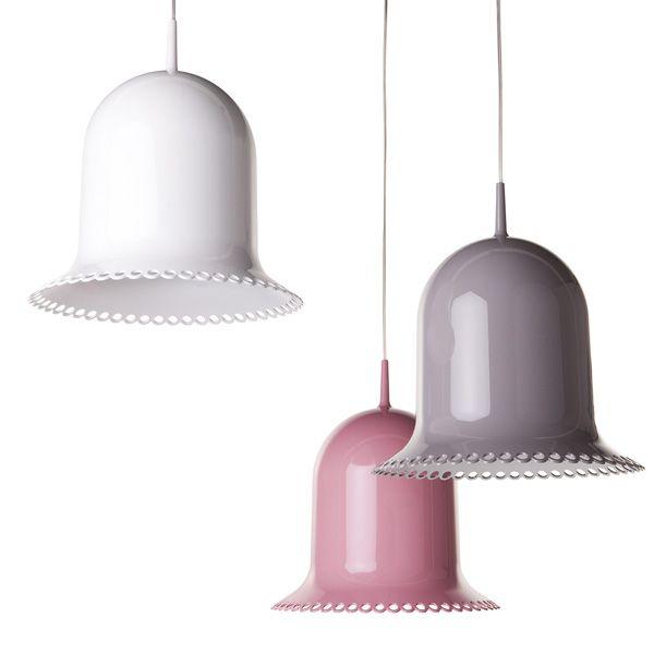Lolita pendant lights by Nika Zupanc for    Moooi Design