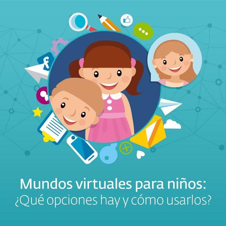 Mundos virtuales para niños ¿Qué opciones seguras hay y cómo usarlos? - http://webadictos.com/2015/10/24/mundos-virtuales-para-ninos/?utm_source=PN&utm_medium=Pinterest&utm_campaign=PN%2Bposts