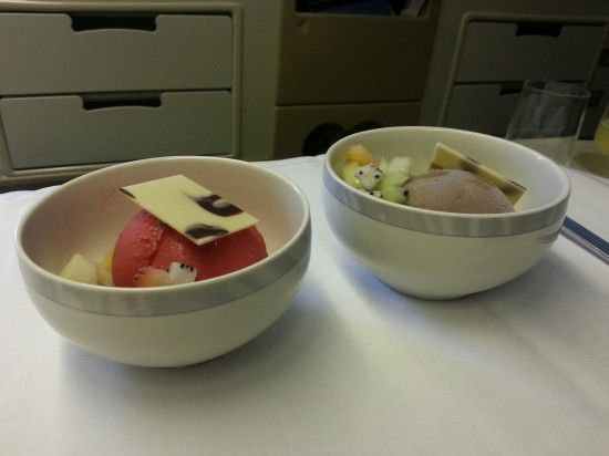 """Haagen Dazs! (Singapore Airlines """"Book the Cook"""")"""