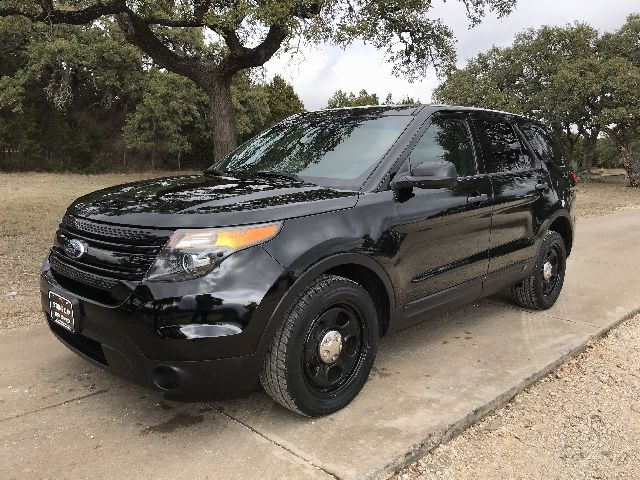 2014 Ford Explorer Police Interceptor 2014 Ford Explorer Used
