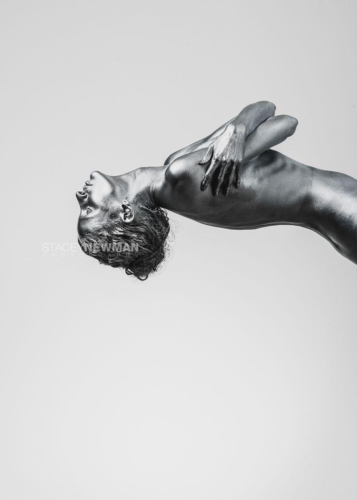 Silver Bodypaint
