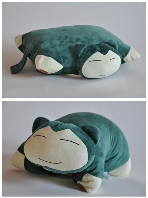 snorlax pillow pet!Snorlax Pillows, Pillows Pets, Nerdy, Inner Geek, Random, Things, Snorlax Pillowpets, Geekery, Pokemon Stuff