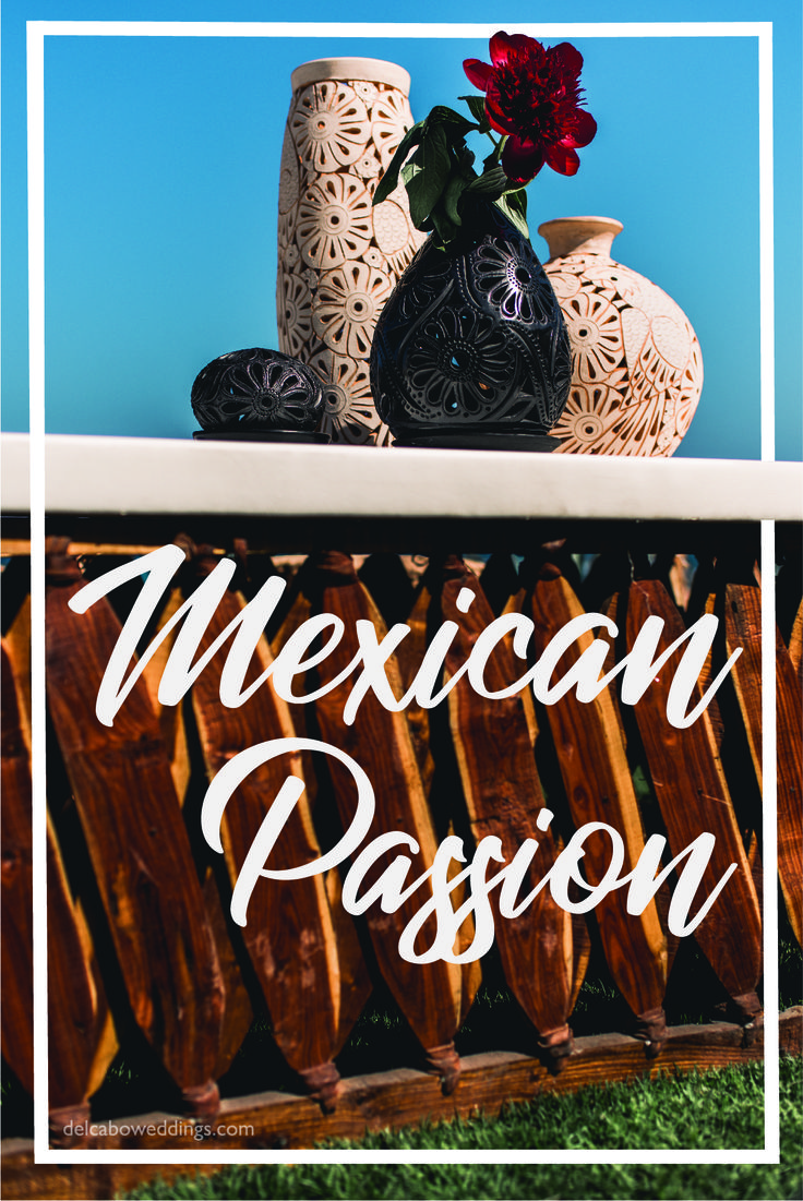 This Mexican Passion wedding theme will blow your mind! In Del Cabo Weddings we create amazing traditional settings for your theme weddings!