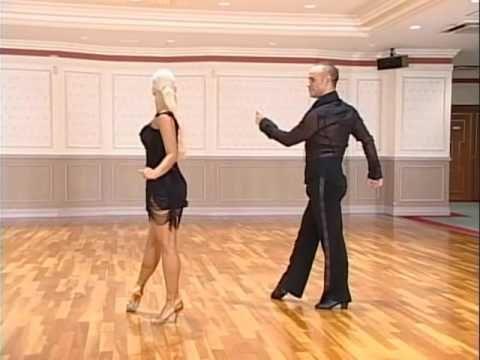 Corky Ballas New ABC's of Latin Michael Wentink & Kristina ChaChaCha - YouTube