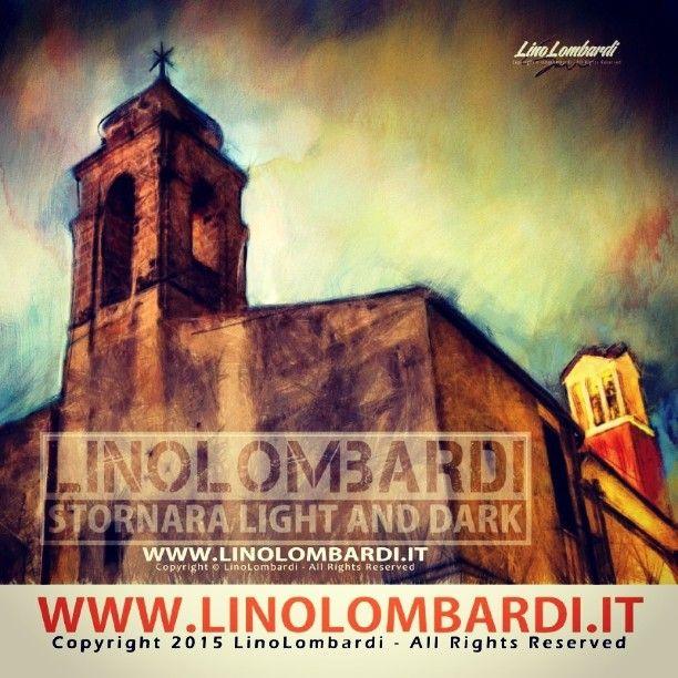 #Stornara #italy #chiesa #photography #photopaint #paint #photo #campanile #metropolitan