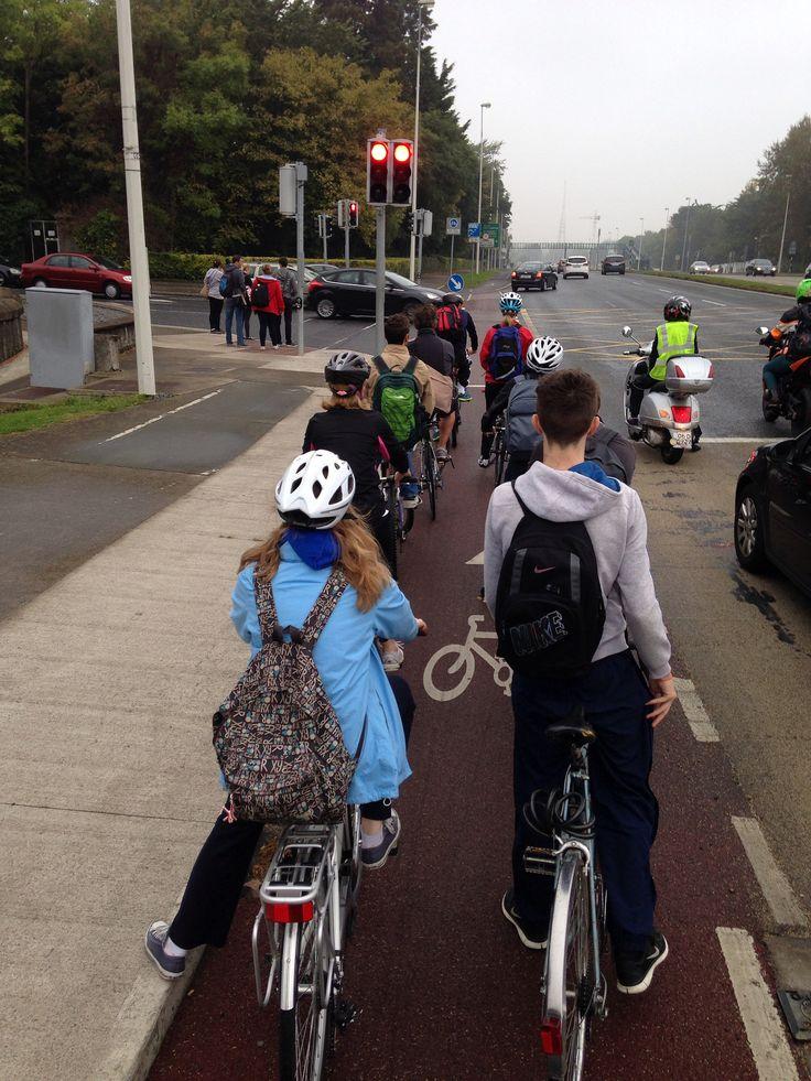 https://flic.kr/p/pg4iPx | cycling traffic jam