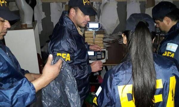 "Operativo ""Galpón Narco"": se incautó más de 179 kilos de marihuana en Córdoba"