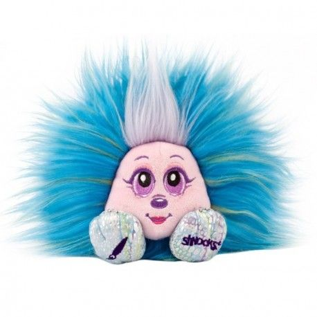 Epee stuffed toy Shnooks, blue