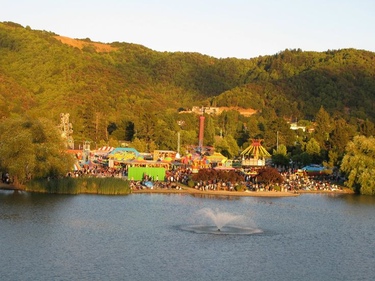 July 3-7: Marin County Fair in San Rafael, CA