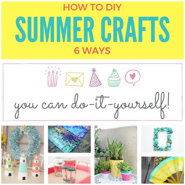 Fun Diy Crafts
