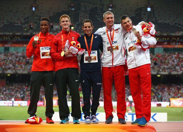 Renaud Lavillenie Photos: 15th IAAF World Athletics Championships Beijing 2015 - Day Four