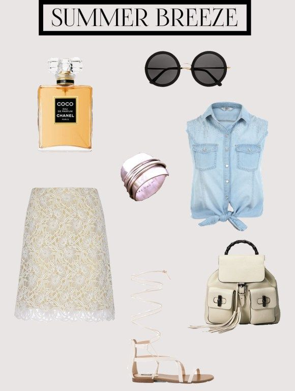 Summer breeze outfit idea/ style board