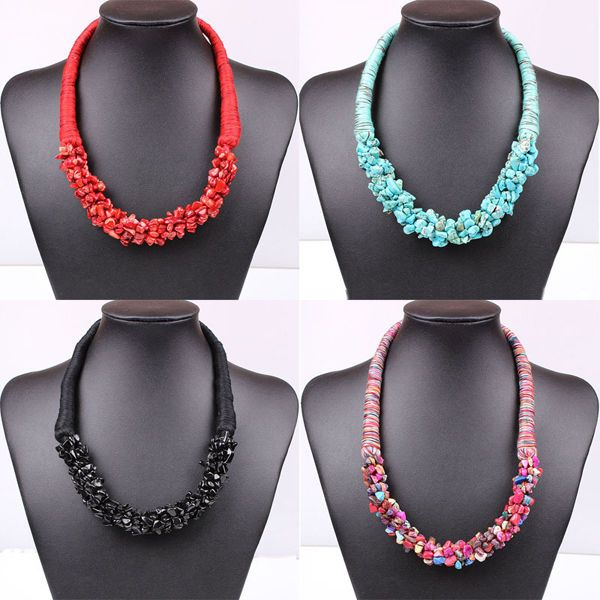 Package Include:1 X Necklace. (2)Please check with your country s customs office to determine what these additional costs will be prior to bidding/buying. Weight:78 g. Size:50*1.8cm.