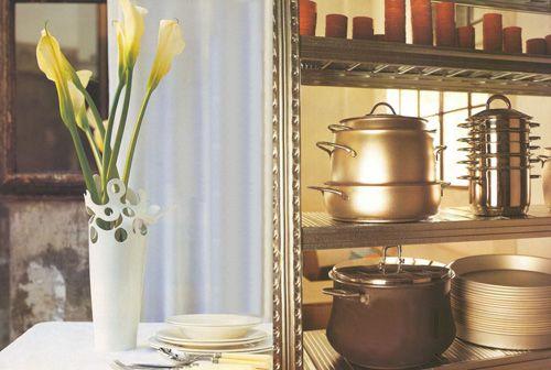 High quality design shelves by Metalsistem  Konyha polc