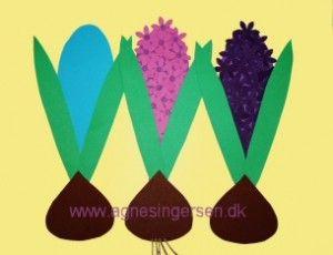 Hyacinter fra min blog:http://agnesingersen.dk/blog/hyacinter/