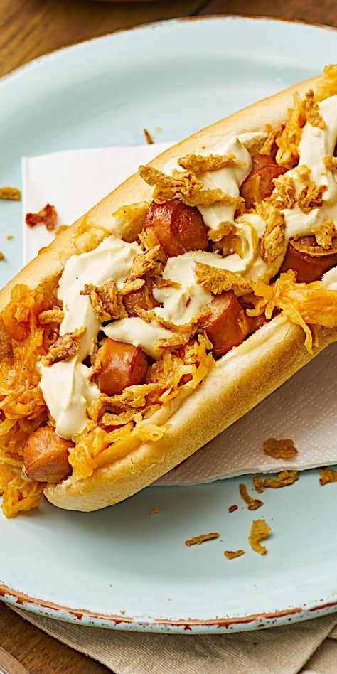 "Hot-Dog-Pfanne ""New York"""