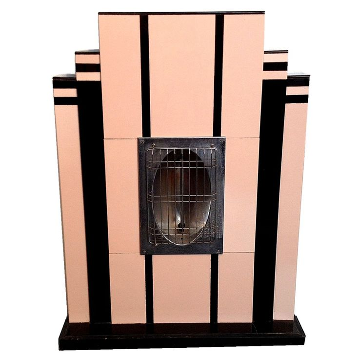 39 best art deco fireplaces and screens images on for Art deco period