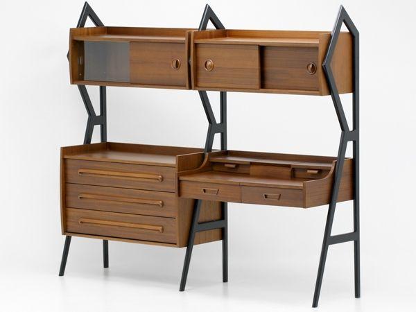 北欧デザイン家具キャブルCavleデスク キャビネットSET飾り棚 インテリア 雑貨 Scandinavian nordic desk ¥159800yen 〆04月29日