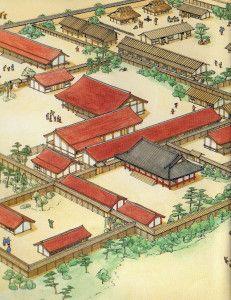 prince nagaya: the life of a nobleman of the nara period.