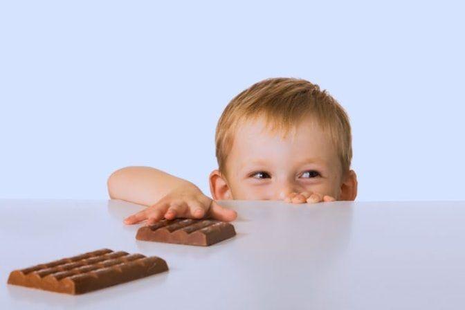 Игра «Вкусный шоколад» - Игры с едой  - Игры, конкурсы, загадки - Каталог статей - Устроим Праздник! Бесплатные шаблоны на день рождения