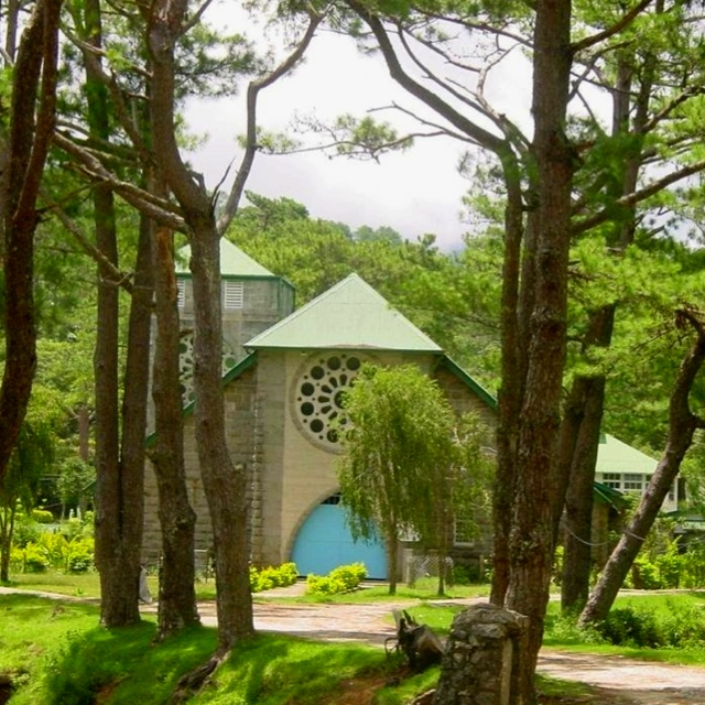 st. Mary's church, sagada, philippines
