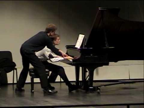 Gershwin Piano Comedy Duo - YouTube