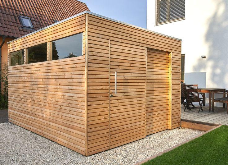 Gartenhaus Flachdach Selber Bauen Anleitung Design