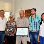 Bella Vista: Walter Chavez llevó adelante un reconocimiento a la labor pública de histórico empleado municipal