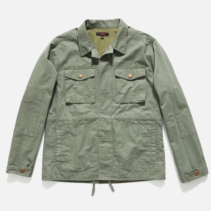 Combatant Jacket