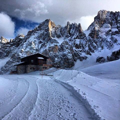 Rifugio Segantini, Dolomiti